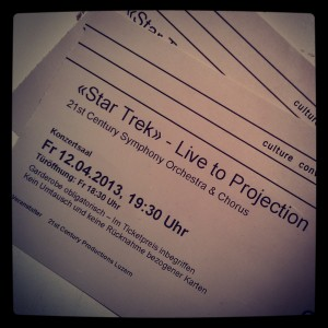 picture of Star Trek Live to Projection tickets