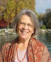 Susan Tiberghien, writer