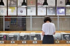 Hardwax record store Berlin, Liz Eve