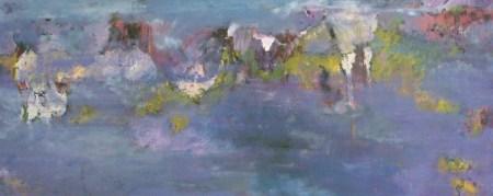 Sandra Ondraschek-Norris, Durchblick 1, 160 x 80