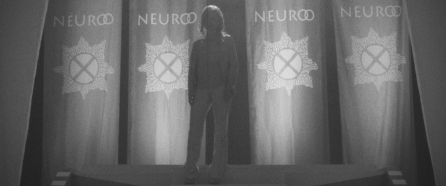 'Polder' movie still: Zelda Madsen, Chief Content Officer, NEUROO- X.