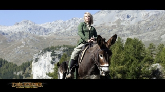 Übermensch on a donkey: Nietzsche's concept of the 'Übermensch' was played out in the Sils Maria Alternate Reality Game