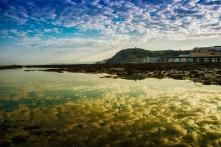 Sunrise over Aberystwyth, mid-Wales, image by Craig Kirkwood
