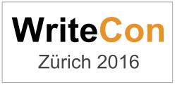 WriteCon 2016 Logo